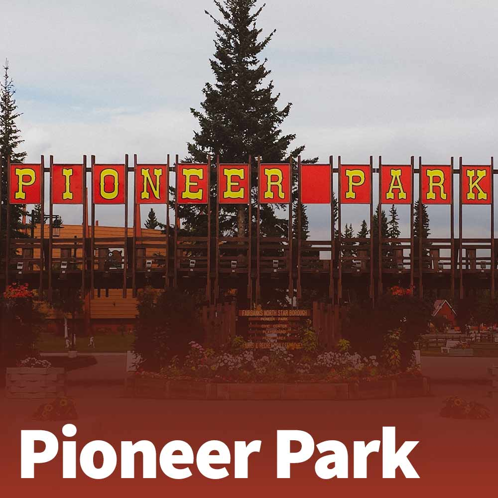 Pioneer Park Sign Main