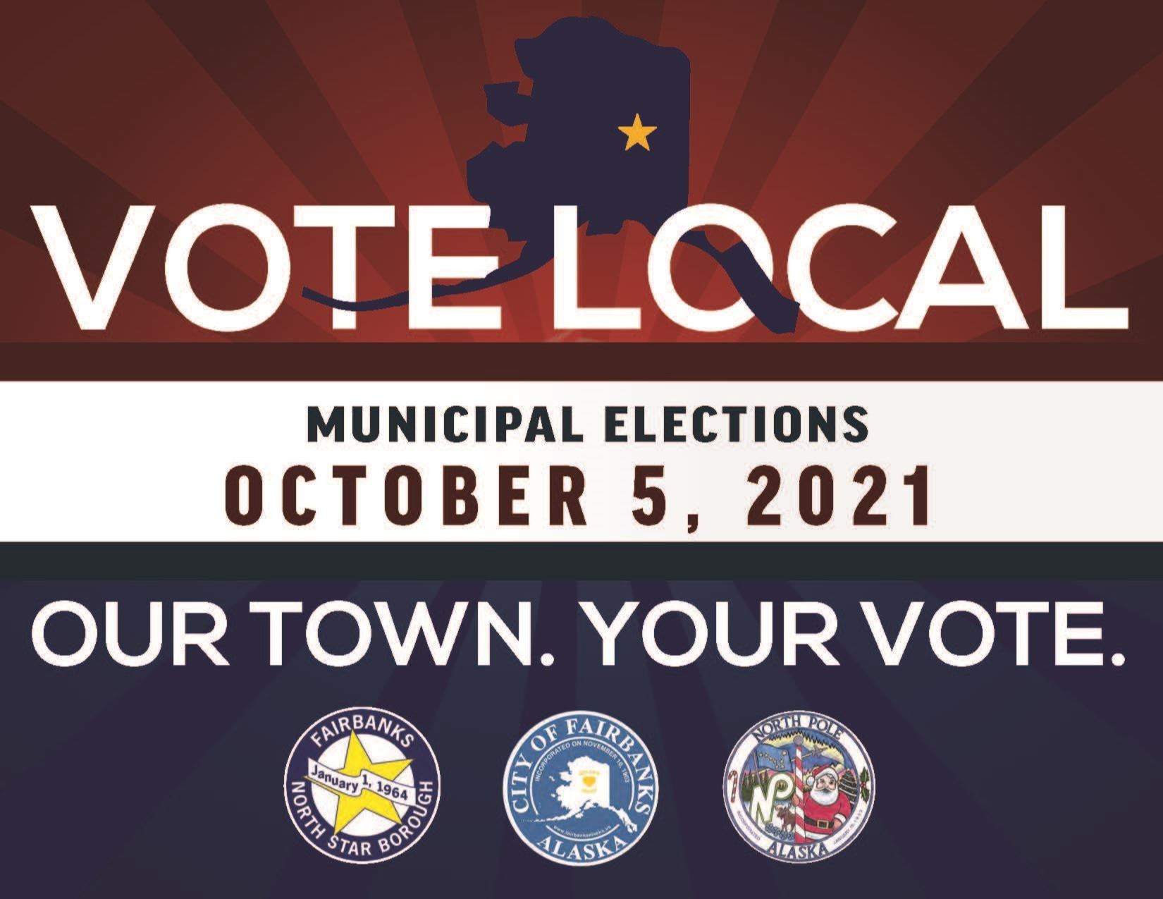 Vote Local 2021 Regular Municipal Election